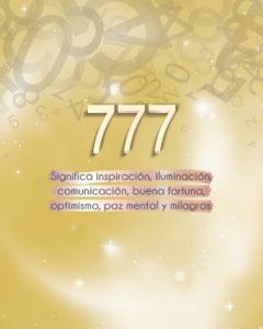 Secuencia 777