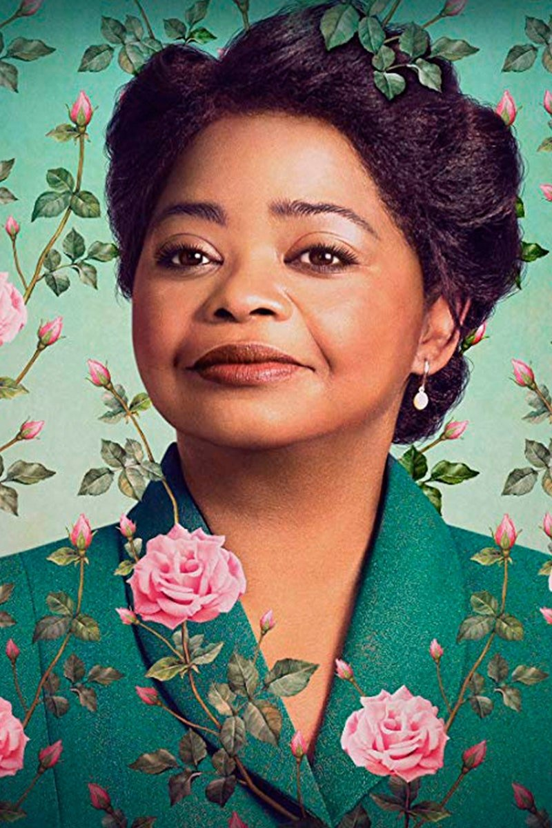 Serie Madame C J Walker en Netflix