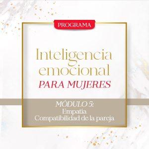Inteligencia emocional para mujeres. Empatía y relaciones