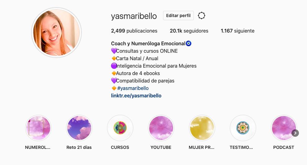 yasmari bello instagramer