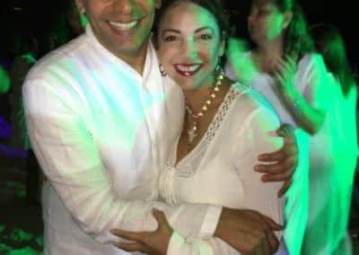 En Cuerpo y Alma White Party con Ismael Cala