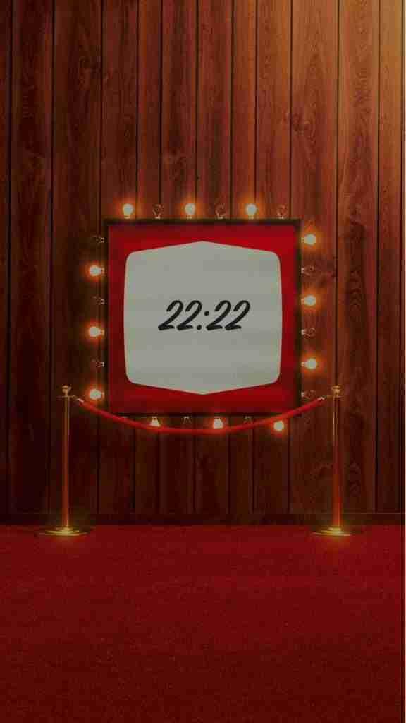 significado hora 22:22