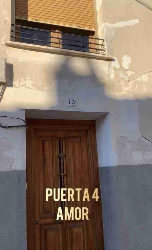puerta 4 y el amor