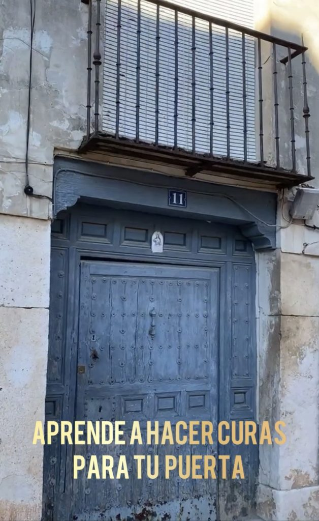 puerta 11 y el amor