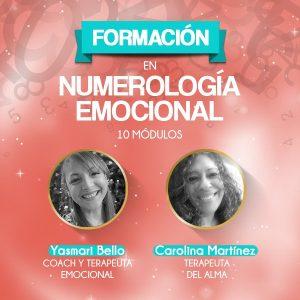 Fórmate en Numerología emocional