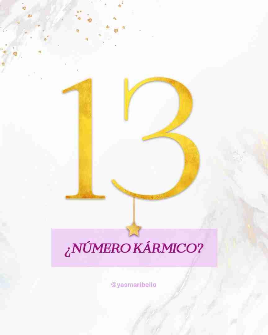 significado del 13