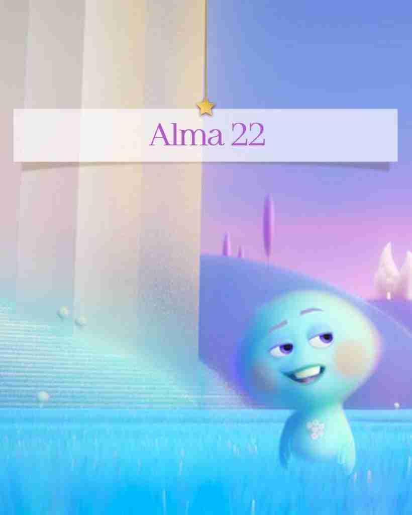 significado de alma 22 en soul disney pixar