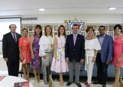 Panel de Expositores El Cáncer en la vida profesional APEDE 21-10-16