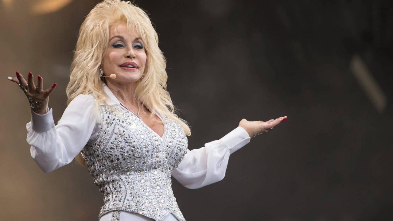 Mujeres que inspiran Dolly Parton