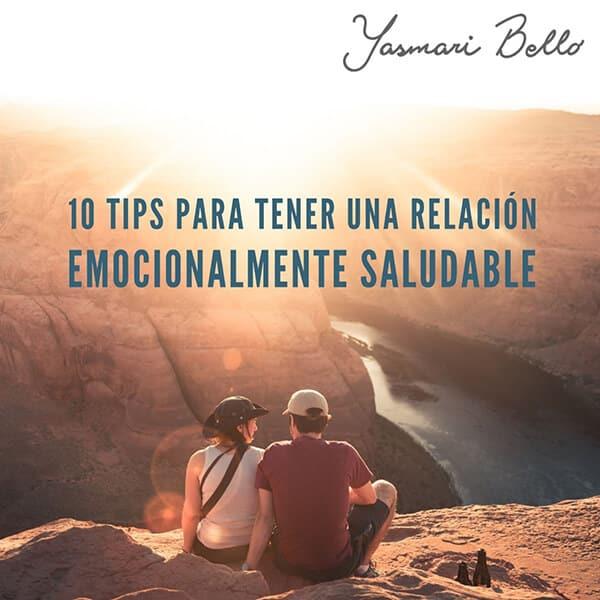 10 tips para tener una relación verdaderamente saludable