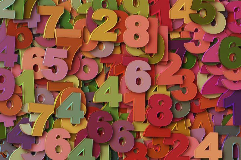 numerología de la salud