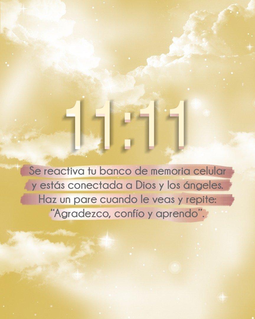 significado del 11:11