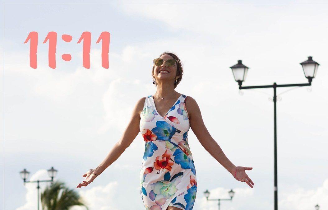 ¿Ves con frecuencia 11:11 y otras secuencias numéricas?